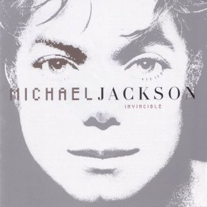 CD - Michael Jackson ‎– Invincible