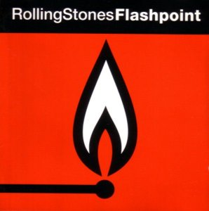 CD - Rolling Stones – Flashpoint