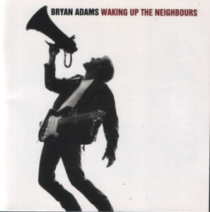 CD - Bryan Adams ‎– Waking Up The Neighbours IMP