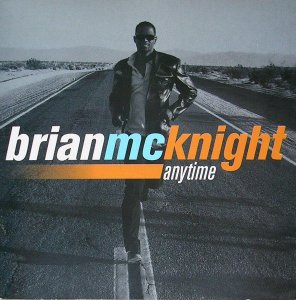 CD - Brian McKnight ‎– Anytime - IMP