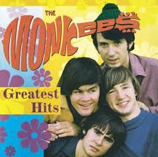 CD - The Monkees ‎– Greatest Hits