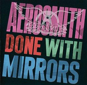 CD - Aerosmith – Done With Mirrors
