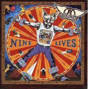 CD - Aerosmith – Nine Lives