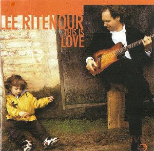 -CDLee Ritenour ‎– This Is Love - IMP