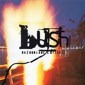 CD - Bush – Razorblade Suitcase