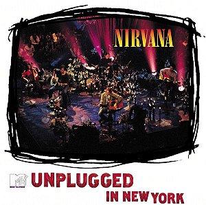 CD - Nirvana – MTV Unplugged In New York