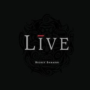 CD - Live – Secret Samadhi - IMP