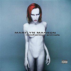 CD - Marilyn Manson – Mechanical Animals - Mar1lyn Man5on