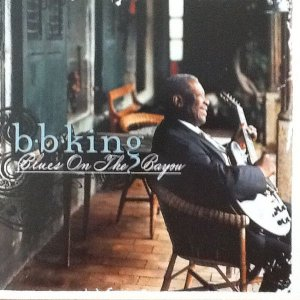 CD - B.B. King ‎– Blues On The Bayou