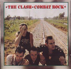CD - The Clash – Combat Rock - IMP