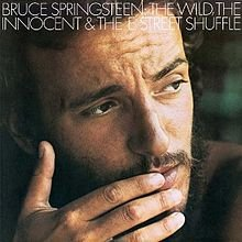 CD - Bruce Springsteen ‎– The Wild, The Innocent & The E Street Shuffle