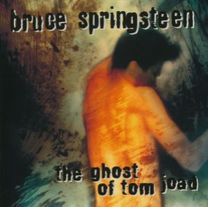 CD - Bruce Springsteen ‎– The Ghost Of Tom Joad