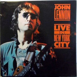 LD - John Lennon ‎– Live In New York City