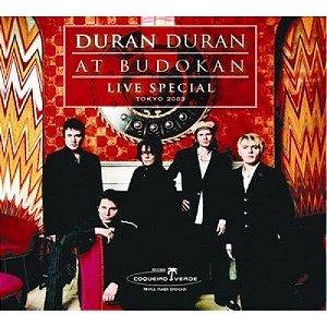 CD - Duran Duran – At Budokan - Live Special 2003 (digipack)