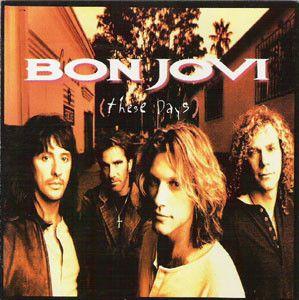 CD - Bon Jovi – These Days