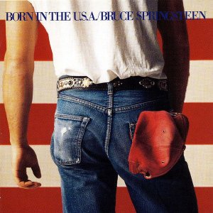 CD - Bruce Springsteen ‎– Born In The U.S.A.- IMP