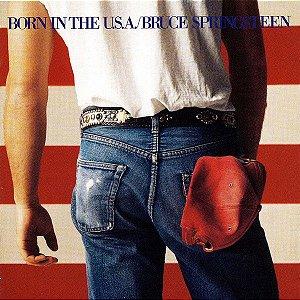 CD - Bruce Springsteen – Born In The U.S.A.- IMP