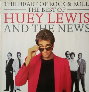 CD - Huey Lewis And The News ‎– The Heart Of Rock & Roll (The Best Of Huey Lewis And The News)