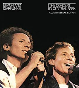 CD - Simon And Garfunkel ‎– The Concert In Central Park - IMP