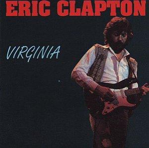 CD - Eric Clapton – Virginia - IMP : ITALY