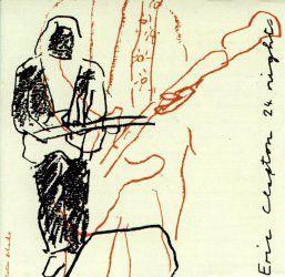 CD - Eric Clapton – 24 Nights (Duplo) - (sem contracapa)