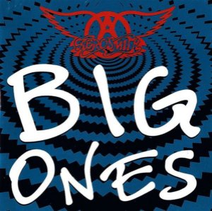 CD - Aerosmith ‎– Big Ones