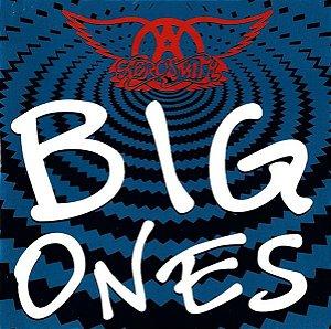 CD - Aerosmith – Big Ones