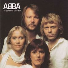 CD - ABBA ‎– The Definitive Collection (Cd Duplo)