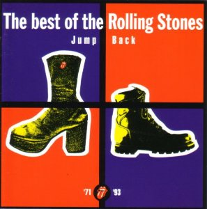 CD - Rolling Stones ‎– Jump Back (The Best Of The Rolling Stones '71 - '93)
