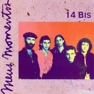 CD - 14 Bis – Meus Momentos