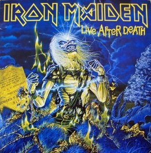 CD - Iron Maiden ‎– Live After Death - IMPORTADO USA