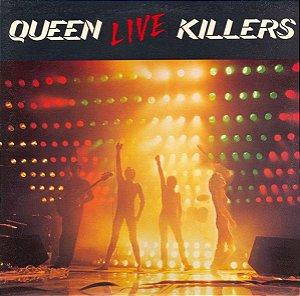 CD - Queen – Live Killers - Cd Duplo - IMP