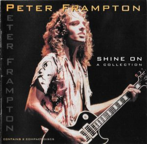 Peter Frampton – Shine On (A Collection) - Minha História Internacional (Cd Duplo)