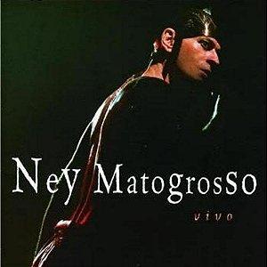 CD - Ney Matogrosso – Vivo
