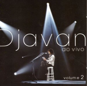 CD - Djavan ‎– Ao Vivo Volume 2