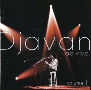 CD - DJAVAN ‎– AO VIVO VOLUME 1
