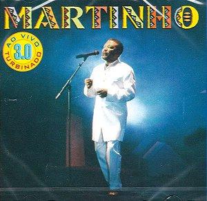 CD - Martinho Da Vila – 3.0 Turbinado