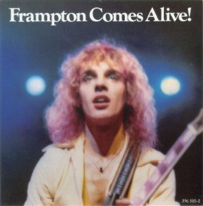 CD - Peter Frampton - minha historia internacional - Frampton Comes Alive!
