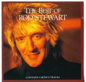 CD - Rod Stewart ‎– The Best Of Rod Stewart