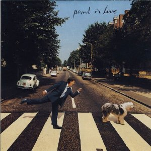 CD - Paul McCartney ‎– Paul Is Live - IMP