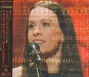 CD -  Alanis Morissette – MTV Unplugged