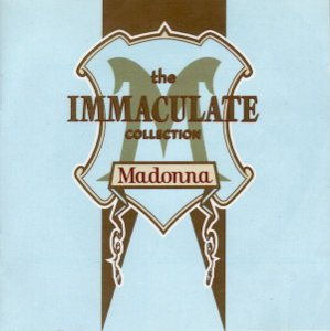 CD - Madonna ‎– The Immaculate Collection