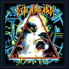 CD - Def Leppard – Hysteria - IMP GERMANY