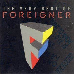 CD - Foreigner ‎– The Very Best Of Foreigner - IMP