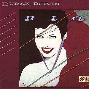 CD - Duran Duran – Rio - IMP