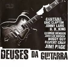 CD - Deuses Da Guitarra (Vários Artistas)