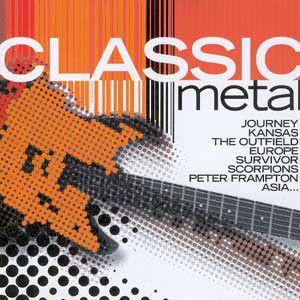 CD - Various – Classic Metal