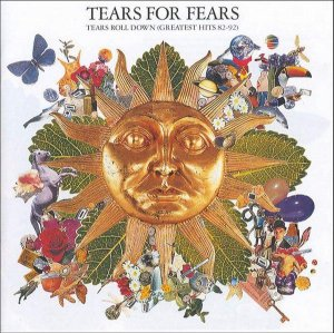 CD - Tears For Fears ‎– Tears Roll Down (Greatest Hits 82-92)