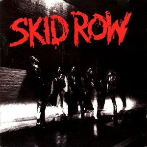 CD - Skid Row ‎– Skid Row - IMP