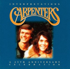 CD - Carpenters ‎– Interpretations: A 25th Anniversary Collection - IMP